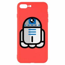 Чехол для iPhone 7 Plus Sweet R2D2