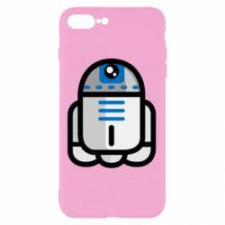 Чехол для iPhone 8 Plus Sweet R2D2