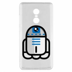 Чехол для Xiaomi Redmi Note 4x Sweet R2D2