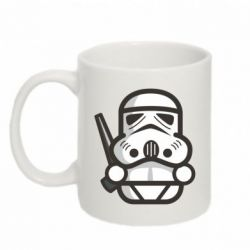 Кружка 320ml Sweet Stormtrooper - FatLine