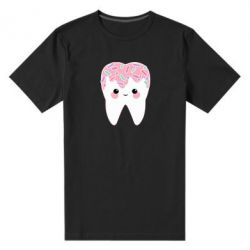 Чоловіча стрейчева футболка Sweet tooth