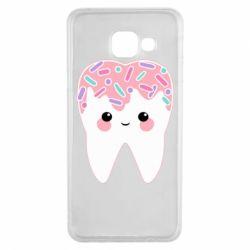 Чохол для Samsung A3 2016 Sweet tooth