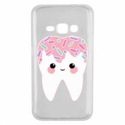 Чохол для Samsung J1 2016 Sweet tooth
