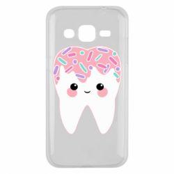 Чохол для Samsung J2 2015 Sweet tooth