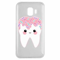 Чохол для Samsung J2 2018 Sweet tooth