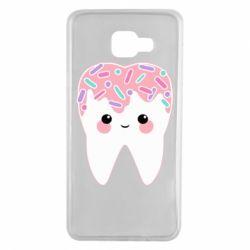 Чохол для Samsung A7 2016 Sweet tooth