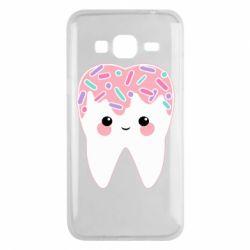 Чохол для Samsung J3 2016 Sweet tooth