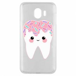 Чохол для Samsung J4 Sweet tooth