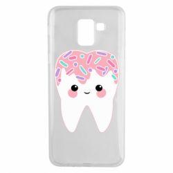 Чохол для Samsung J6 Sweet tooth
