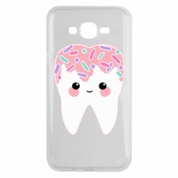 Чохол для Samsung J7 2015 Sweet tooth