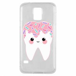 Чохол для Samsung S5 Sweet tooth