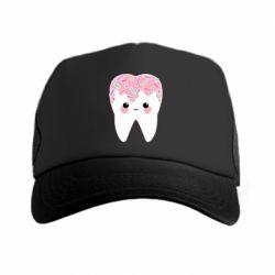 Кепка-тракер Sweet tooth