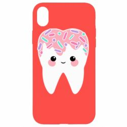 Чохол для iPhone XR Sweet tooth