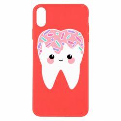 Чохол для iPhone Xs Max Sweet tooth