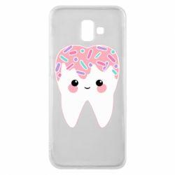 Чохол для Samsung J6 Plus 2018 Sweet tooth
