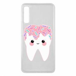 Чохол для Samsung A7 2018 Sweet tooth