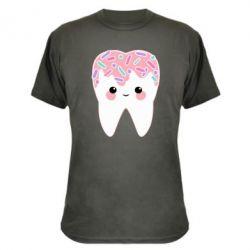 Камуфляжна футболка Sweet tooth