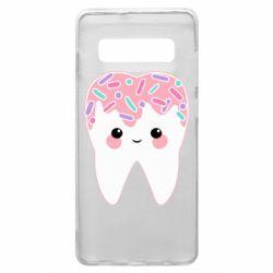 Чохол для Samsung S10+ Sweet tooth