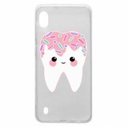 Чохол для Samsung A10 Sweet tooth