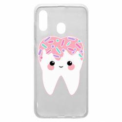 Чохол для Samsung A30 Sweet tooth
