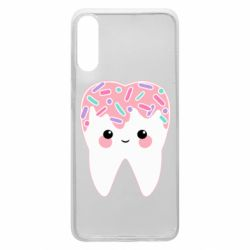 Чохол для Samsung A70 Sweet tooth