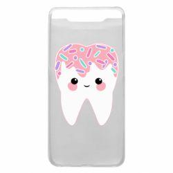 Чохол для Samsung A80 Sweet tooth