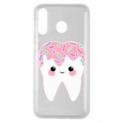 Чохол для Samsung M30 Sweet tooth