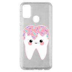 Чохол для Samsung M30s Sweet tooth
