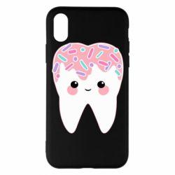 Чохол для iPhone X/Xs Sweet tooth
