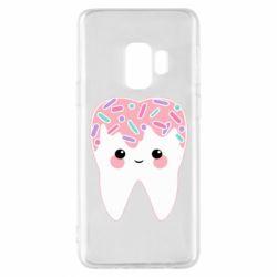 Чохол для Samsung S9 Sweet tooth
