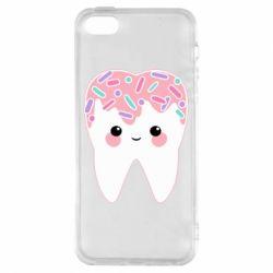 Чохол для iphone 5/5S/SE Sweet tooth