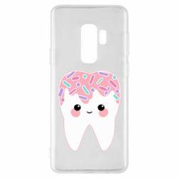 Чохол для Samsung S9+ Sweet tooth