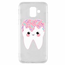 Чохол для Samsung A6 2018 Sweet tooth