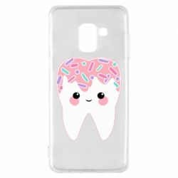 Чохол для Samsung A8 2018 Sweet tooth
