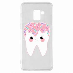 Чохол для Samsung A8+ 2018 Sweet tooth
