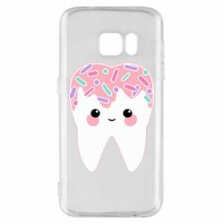 Чохол для Samsung S7 Sweet tooth