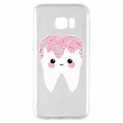 Чохол для Samsung S7 EDGE Sweet tooth