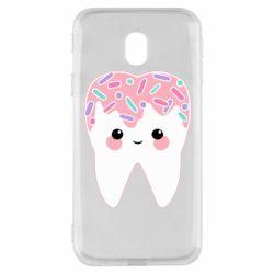 Чохол для Samsung J3 2017 Sweet tooth