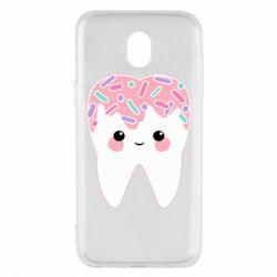 Чохол для Samsung J5 2017 Sweet tooth