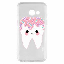 Чохол для Samsung A3 2017 Sweet tooth