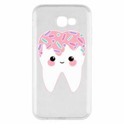 Чохол для Samsung A7 2017 Sweet tooth