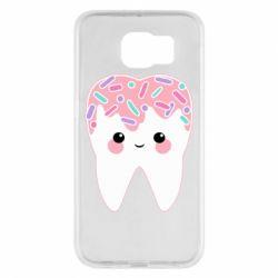 Чохол для Samsung S6 Sweet tooth