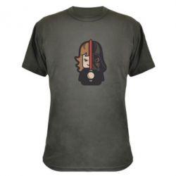 Камуфляжная футболка Sweet Vader - FatLine