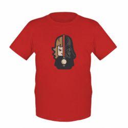 Детская футболка Sweet Vader - FatLine