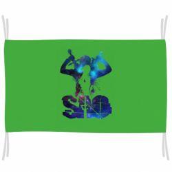 Прапор Sword Art Online space