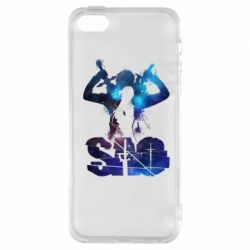 Чохол для iphone 5/5S/SE Sword Art Online space