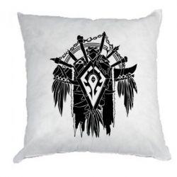 Подушка Symbol horde - FatLine