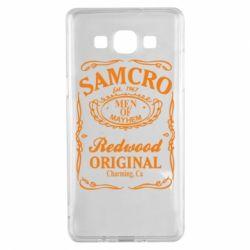 Чохол для Samsung A5 2015 Сини Анархії Samcro