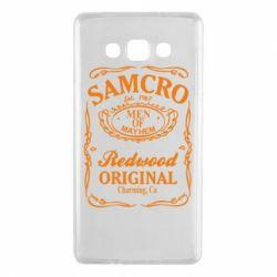 Чохол для Samsung A7 2015 Сини Анархії Samcro