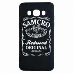 Чохол для Samsung J5 2016 Сини Анархії Samcro
